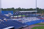 Hoover Canvas Convex Stadium Awning Port Saint Lucie Florida (3)