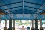 Hoover Canvas Gable Entrance Awning Singer Island Florida (2)