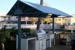 Hoover Canvas Gable Grill Awning Miami Florida