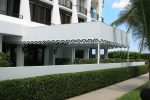 Hoover Canvas Gable Marquee Palm Beach Florida