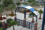 Hoover Canvas Half Round Stadium Awnings Stuart Florida (7)