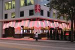 Hoover Canvas Open Wind Shed Awning Downtown Fort Lauderdale Florida (2)