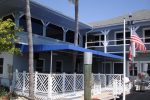 Hoover Canvas Projected Shed Restaurant Awning Fort Lauderdale Florida (1)