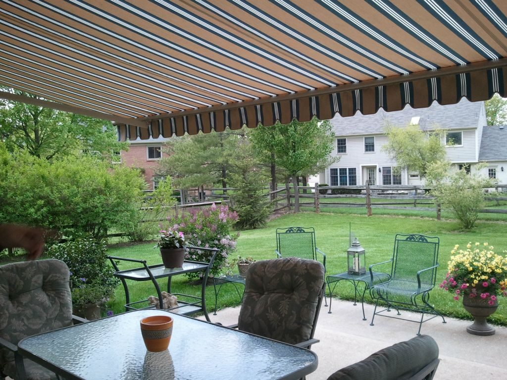 Nice ... Lateral Arm Retractable Patio Awning New Albany Ohio Capital City Awning  (3) ...
