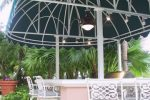 Hoover Canvas Half Round Bullnose Awning Fort Lauderdale Florida (2)