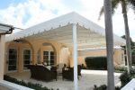 Hoover Canvas Patio Awning Miami Florida (1)