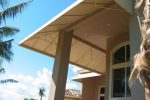 Hoover Canvas Shed Awning West Palm Beach Florida (2)