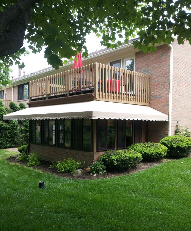 Fixed Awning Residential Gallery