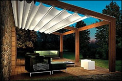 One downfall to a fold up retractable canopy is that it can retain dirt or trap debris as it is being retracted requiring a little more effort to keep the ... & About Retractable Awnings u2013 Awning Resources